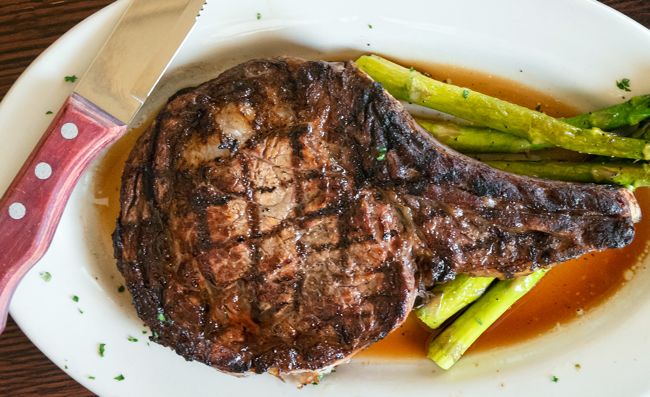 Local Steak Restaurant